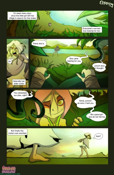 Of The Snake And The Girl 2 - part 2