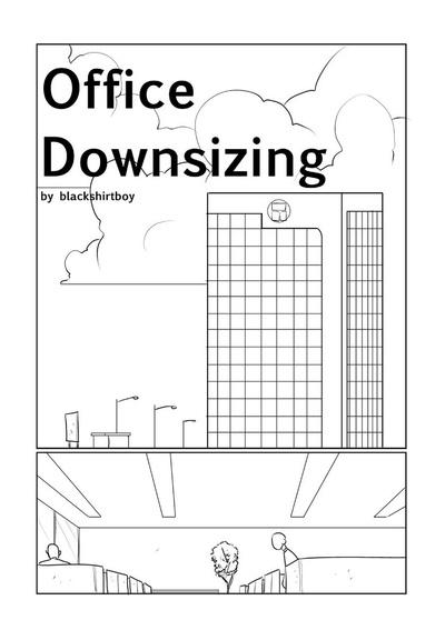 ufficio il downsizing