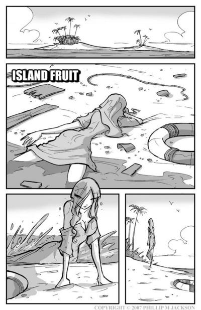 La isla La fruta