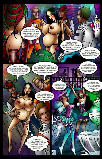 Spells R Us - All Dressed Up - part 2