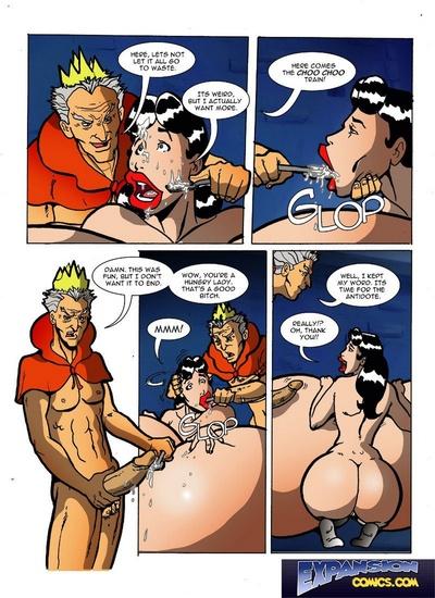 Miss Joan - Madman Strikes - part 4