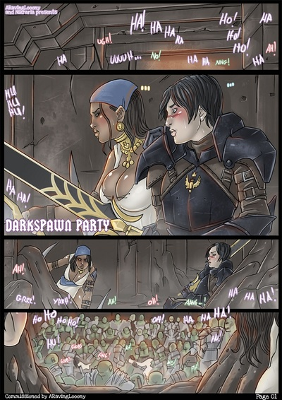 Darkspawn Party