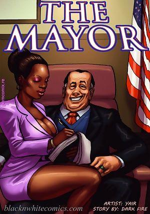 BlacknWhite- The Mayor 1