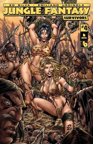 illimitée jungle fantasy survivant 4
