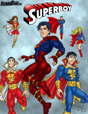 супермальчика