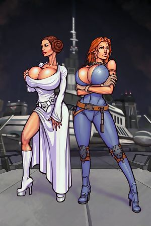 boobsgames Leia แล้ว Mara