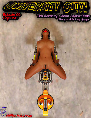 Jpeger- The Sorority – Chase Against Time 6