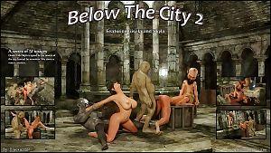 blackadder नीचे के शहर 2