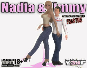 Y3DF- Nadia and Jimmy – Broken 1