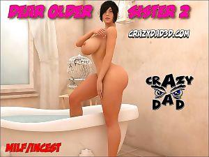 CrazyDad3D- Dear Older Sister 2
