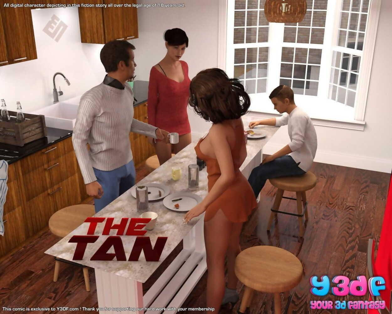 Y3DF- The Tan