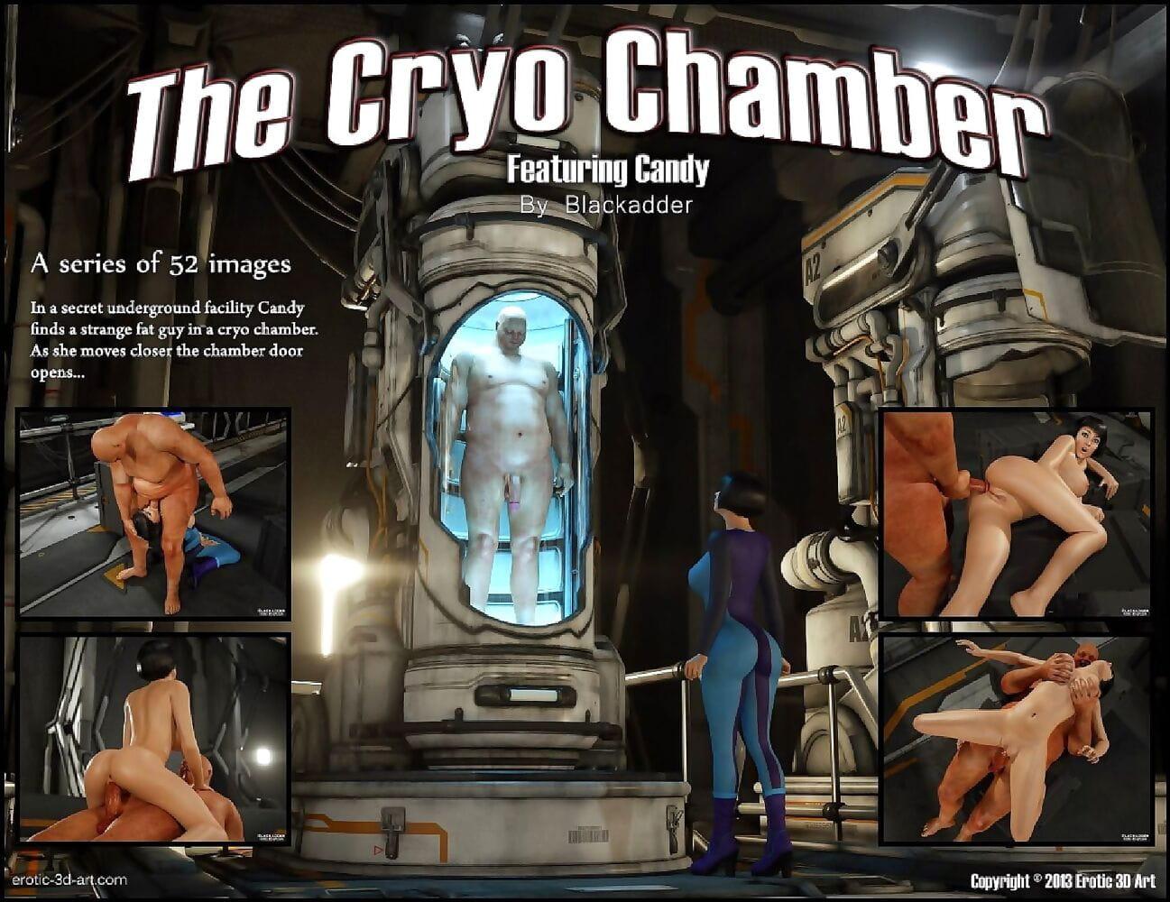 il cryo chamberblackadder