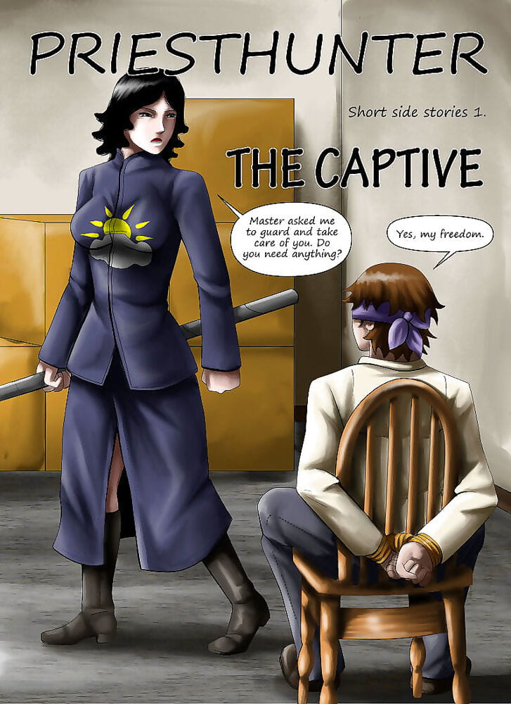 The Captive- Priesthunter