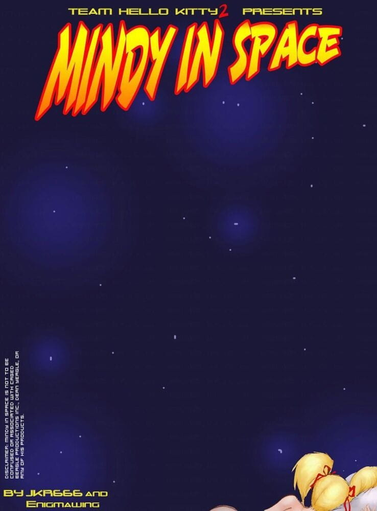 Mindy In Space -JKR