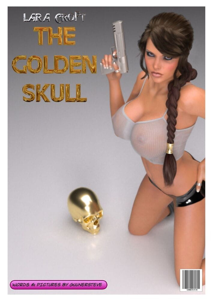 Lara Croft- The Golden Skull
