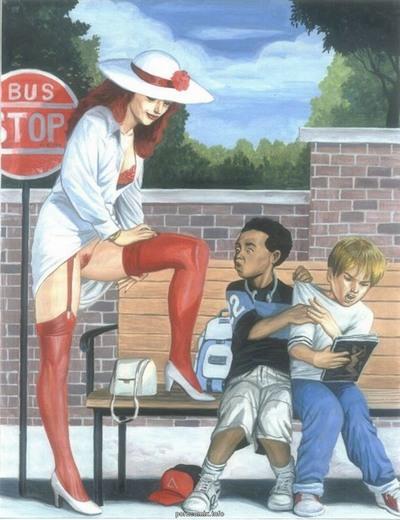 pbx แม่ ลูกชาย incest รือรูปภาพ