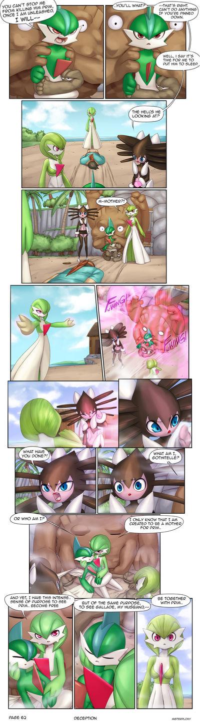 Deception (Pokemon) - part 5