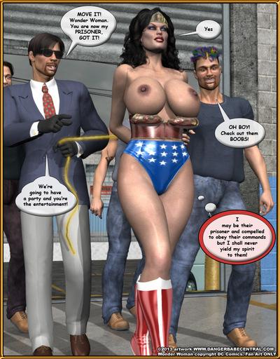 La servitude ww vs armdealers merveille Femme - PARTIE 2