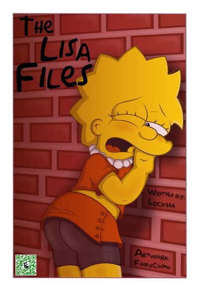 The Lisa files - Simpsons