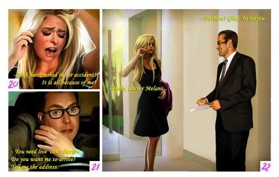 anal la confession Nicole la chaleur