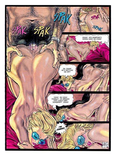 порно комиксы сумерки