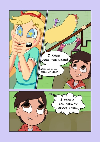 Star Vs The Forces Of Evil - Star\