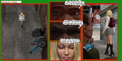 Noël Eve Jean les personnes