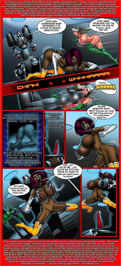 Team Hyper Squad Mission 1-Smudge - part 3