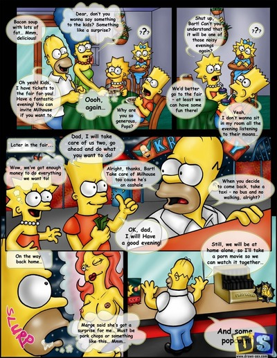 Fair (The Simpsons)- Drawn-Sex