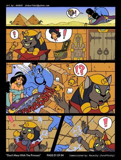 Aladdin- Don\