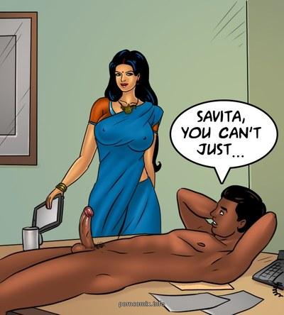 Savita Bhabhi 67- Jungle Love - part 3