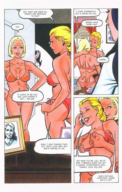Секс комиксы от ребеки