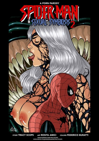 spiderman :sexuelle: symbiose 2