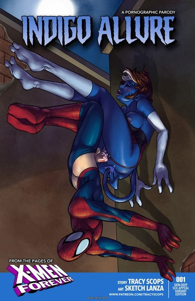 Indigo Allure (Spider-Man)