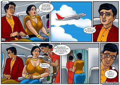 velamma หล่อก่อน ใน คน องนักบิน