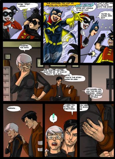 蝙蝠侠 超越 禁止 事务