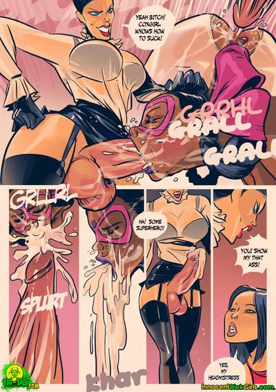 Save me Coxgirl- Innocent DickGirls