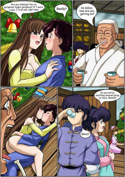 A Ranma Christmas Story - part 2