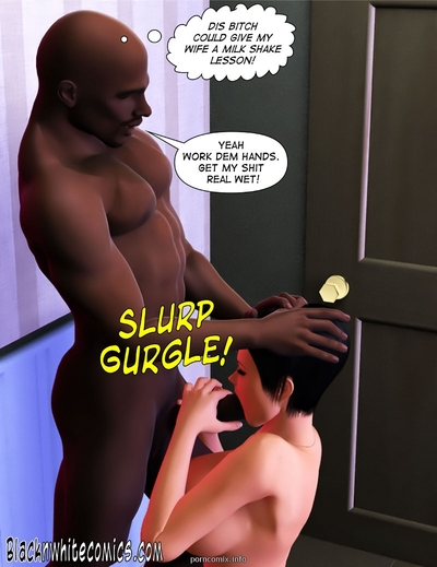 3D Busty Detective- BNW - part 3