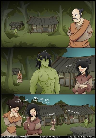 kohta el samurai 7