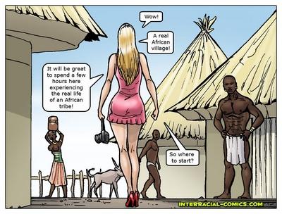 अफ्रीकी रोमांच - हिस्सा 3