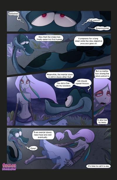 из В змея и В девушка 3