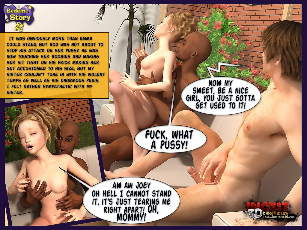Bedtime Story 2 - part 5