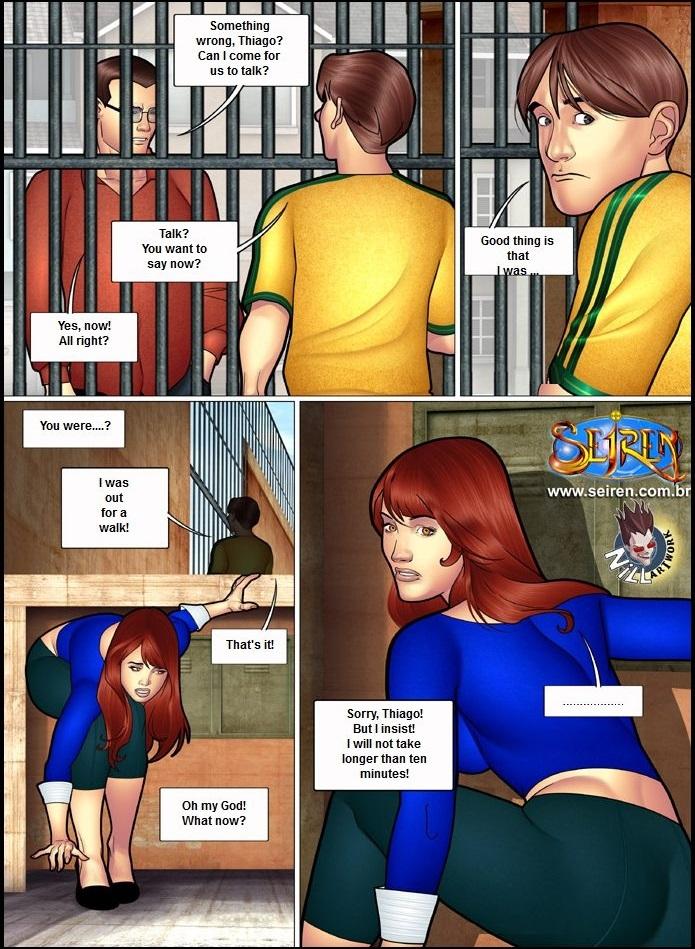 Lia\'s Adventures 05- Seiren - part 2
