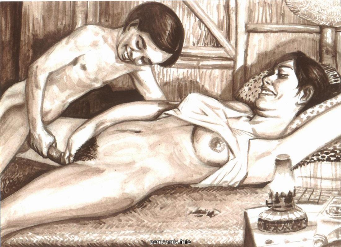 cock in girl private