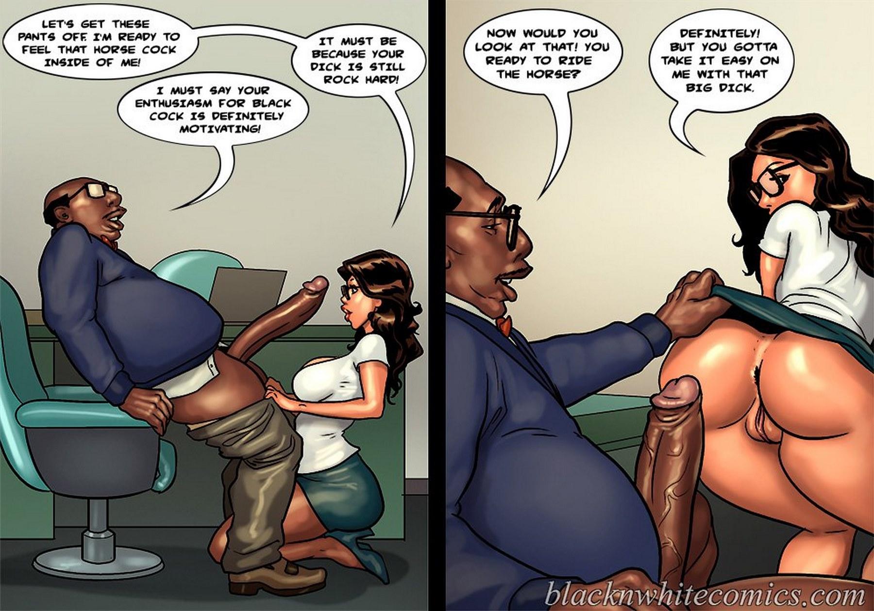 blacknwhite la détention 2 - PARTIE 2