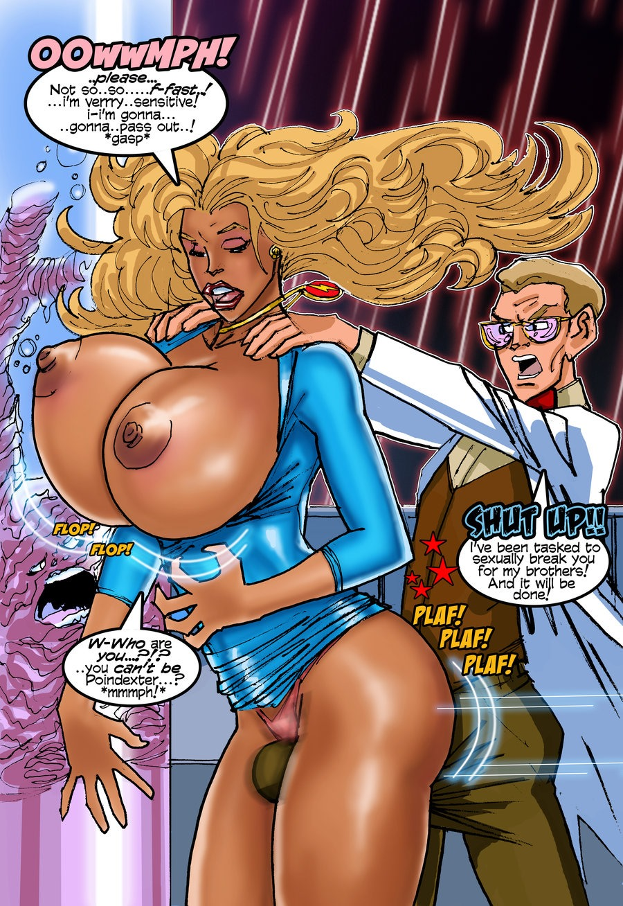 SuperPoser- Thunder Starr Deep In It - part 2