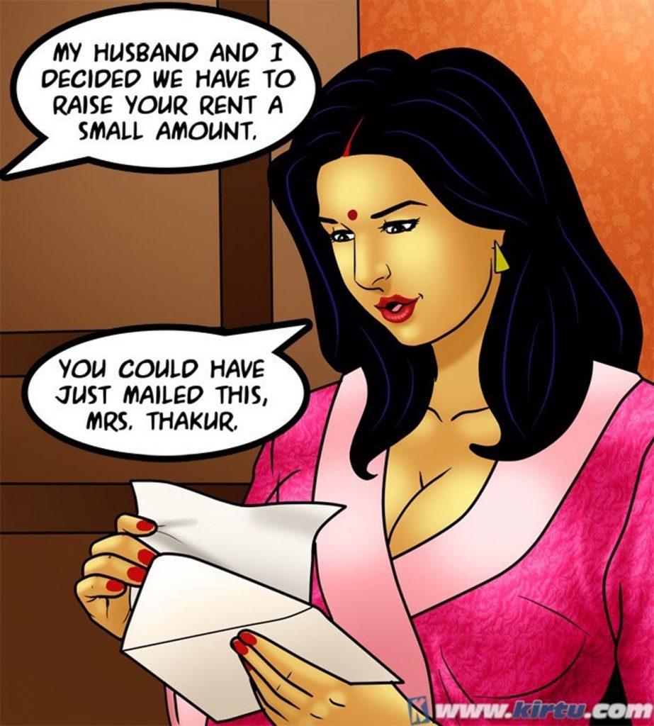 savita Bhabhi 73- 獲れ に の 法 - 部分 2