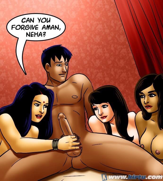 Savita Bhabhi 70- Neha\'s Education - part 8