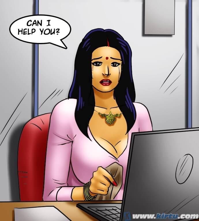 savita Bhabhi 69- 学生 務 - 部分 8